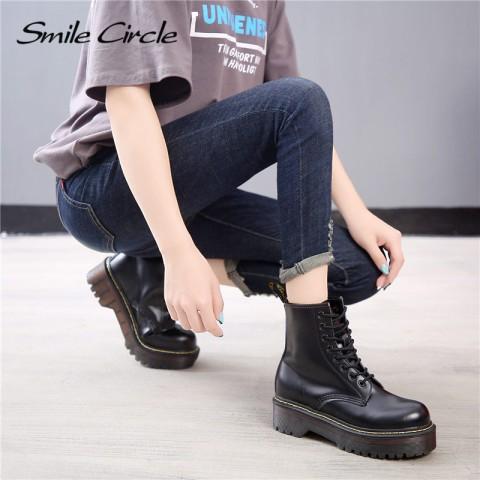 Tama-o-del-c-rculo-sonriente-35-42-botas-de-plataforma-plana-zapatos-de-mujer-Oto